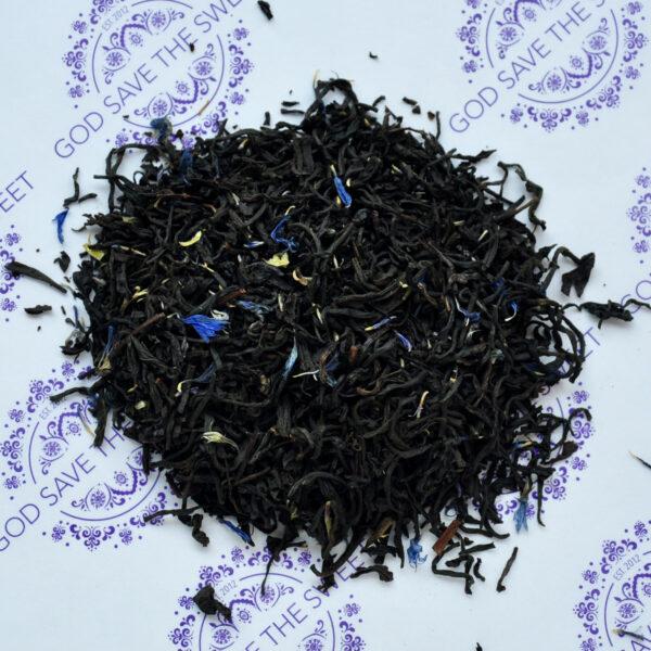 Earl Grey Blue Flower Blend Tea